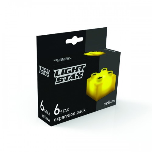 LightStax_6pack_yellow